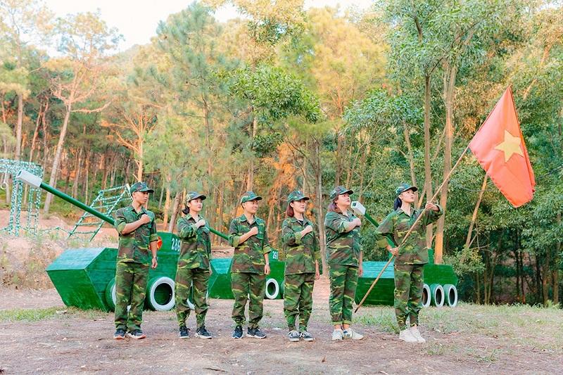 Tổ chức các hoạt động quân đội