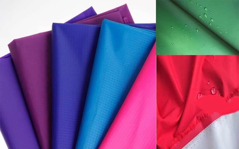 Chất liệu vải nylon chống nước
