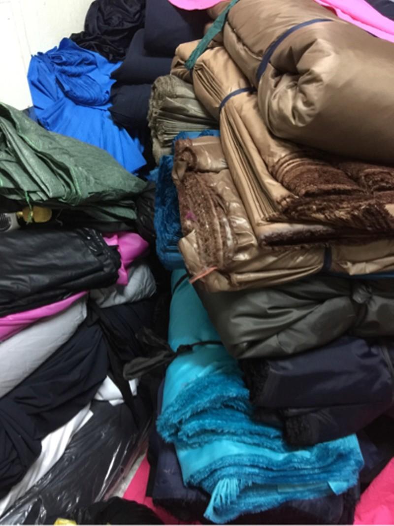 Các loại vải dù