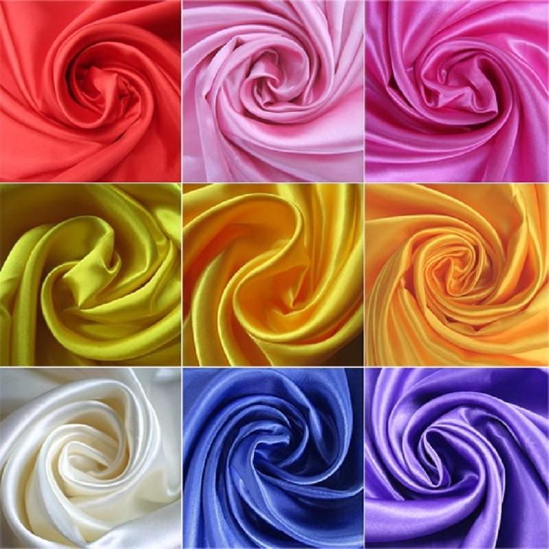 Các loại vải nylon nhiều màu sắc