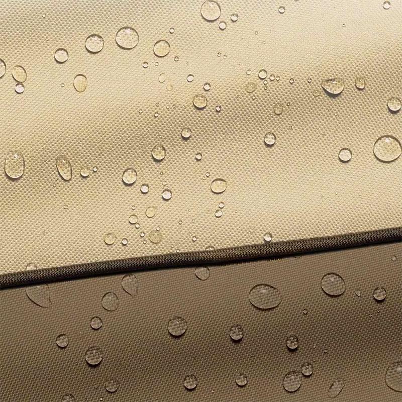 Bề mặt vải Oxford chống nước