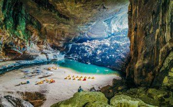 Hang Én Quảng Bình: kinh nghiệm và lịch trình trekking 2020