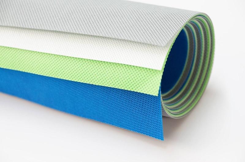 bề mặt vải không dệt dễ dàng in ấn
