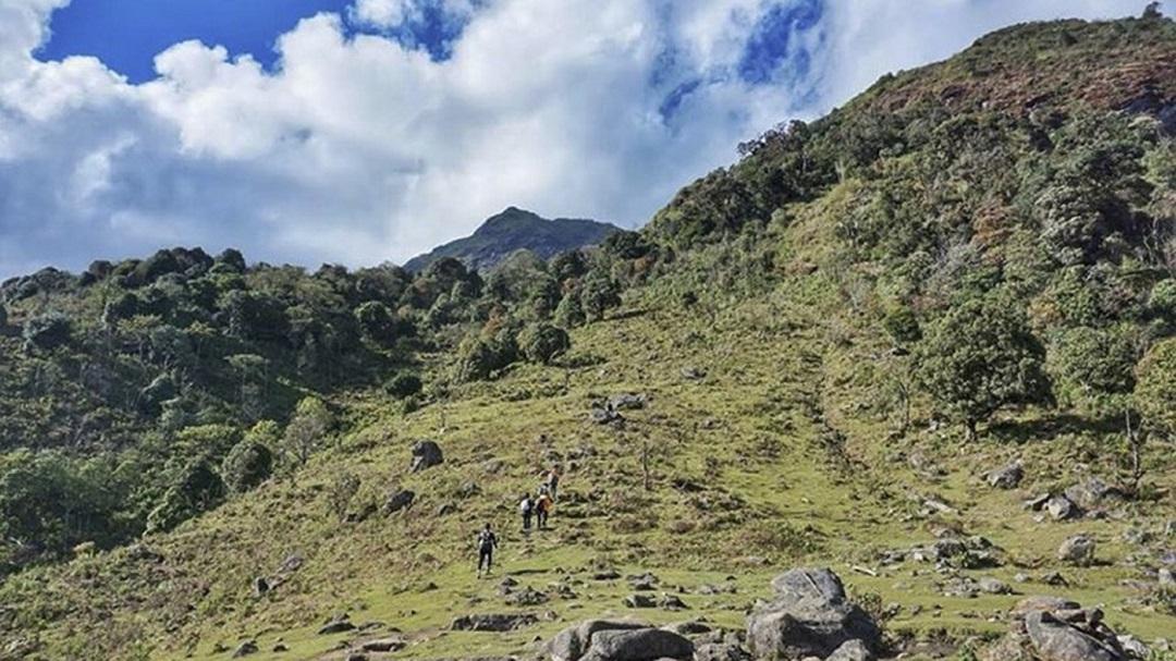 đường lên đồi