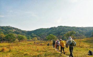 Kinh nghiệm du lịch và trekking vườn quốc gia núi Chúa 2020
