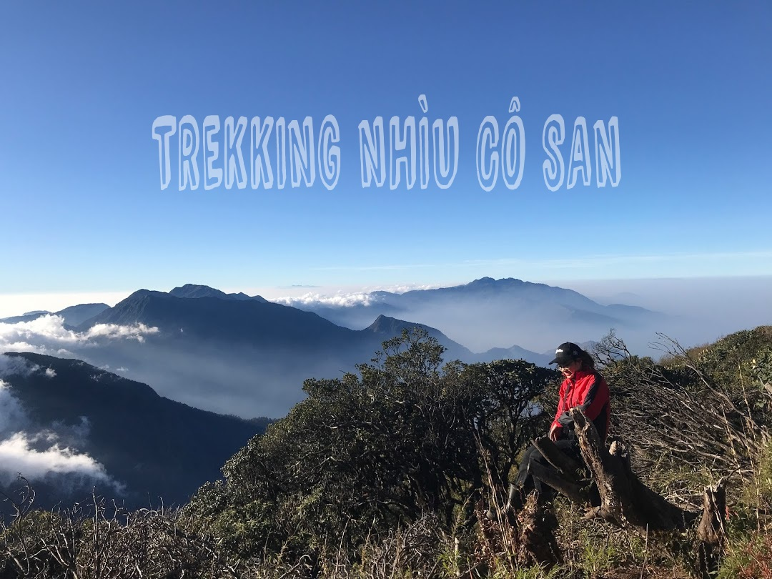 trekking Nhìu Cồ San