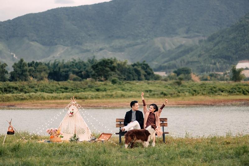 Điểm cắm trại lý tưởng và lãng mạn cho các cặp đôi