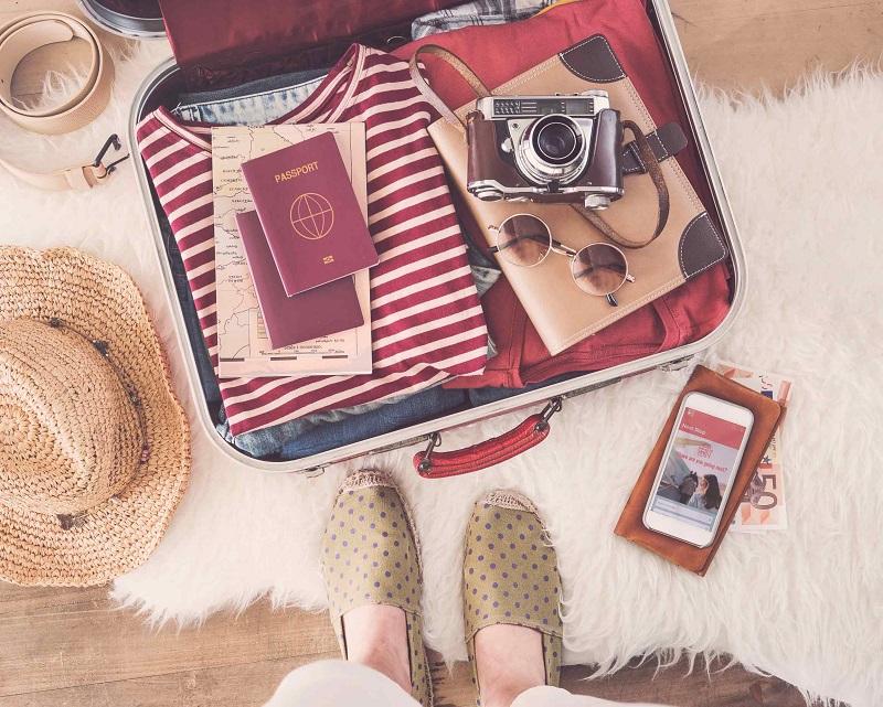 hành lý đi malaysia