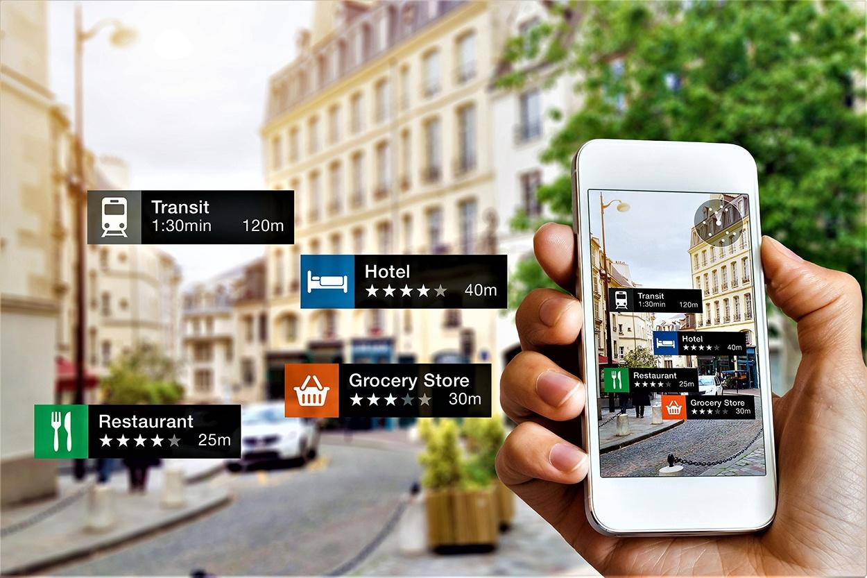 ứng dụng điện thoại du lịch
