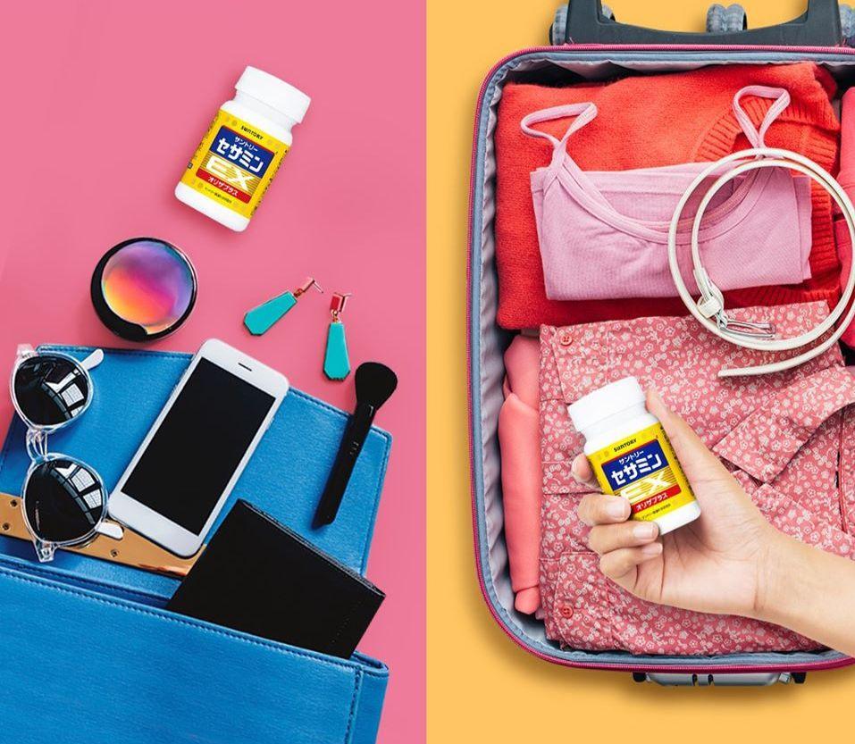 đồ đi du lịch