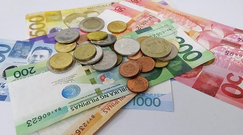 đổi tiền philippines