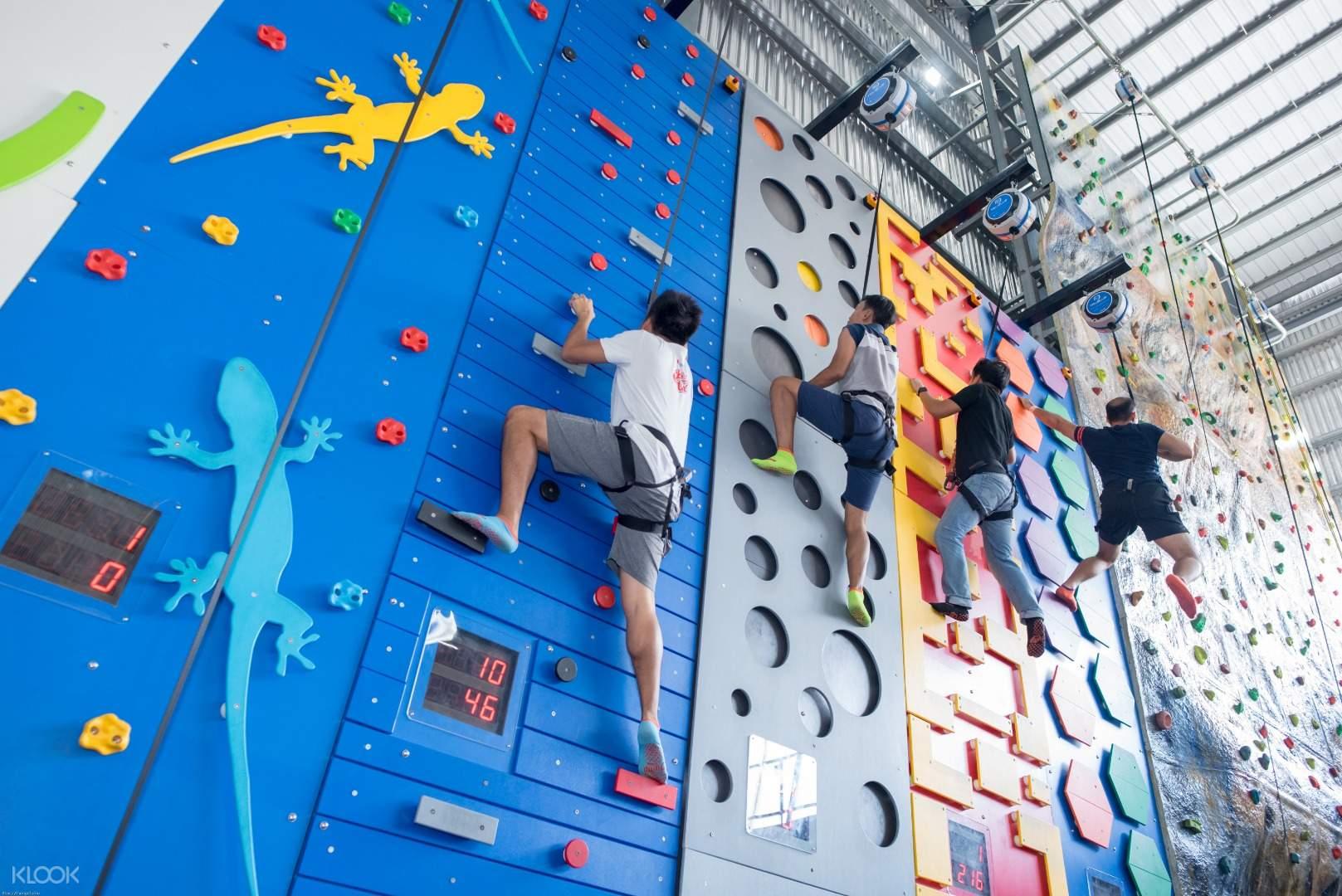 fun climbing Jump Arena