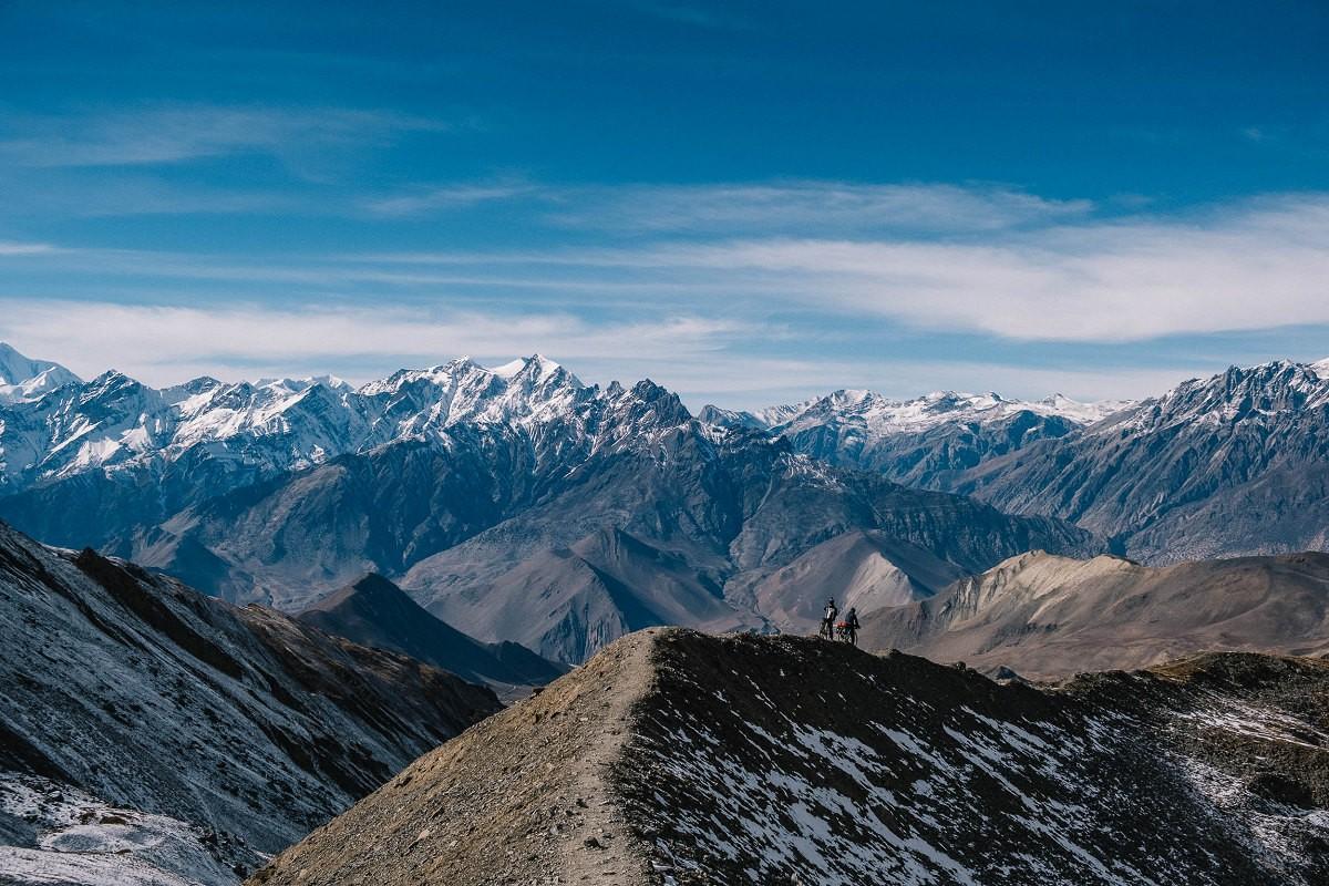 đỉnh Annapurna thênh thang giữa đất trời