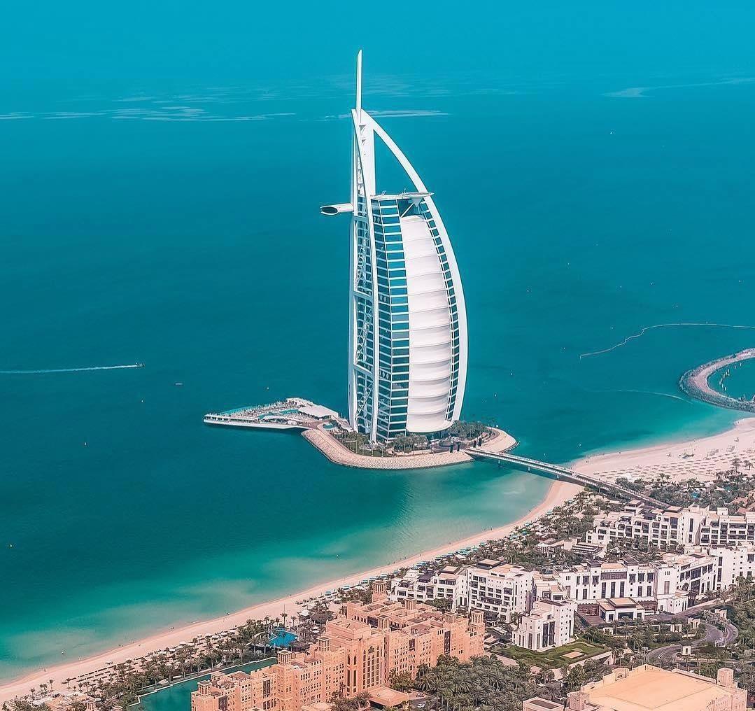 Burj Al Arab - khách sạn 7 sao đầu tiên trên thế giới