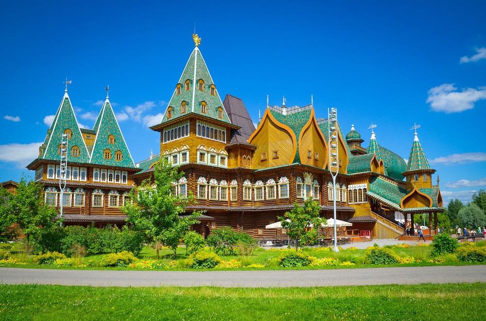 Công viên nổi tiếng của Nga