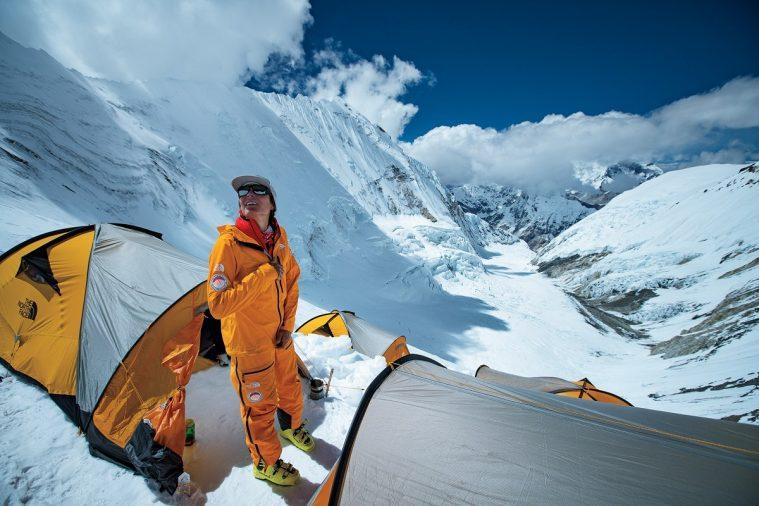 Núi Lhotse (độ cao 8.516m)