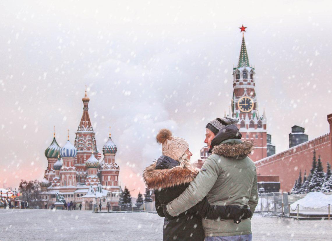 Du lịch Nga vào mùa đông