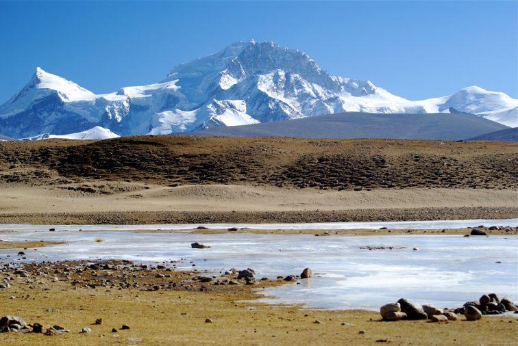 Shishapangma (độ cao 8.013m)