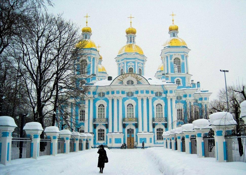 Cung điện mùa đôngở Nga