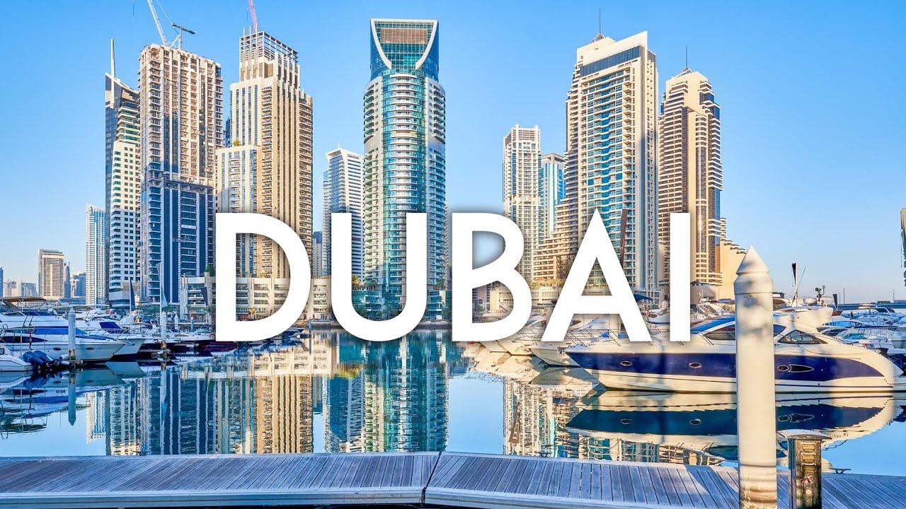 Dubai nổi tiếng với những tòa nhà cao ốc