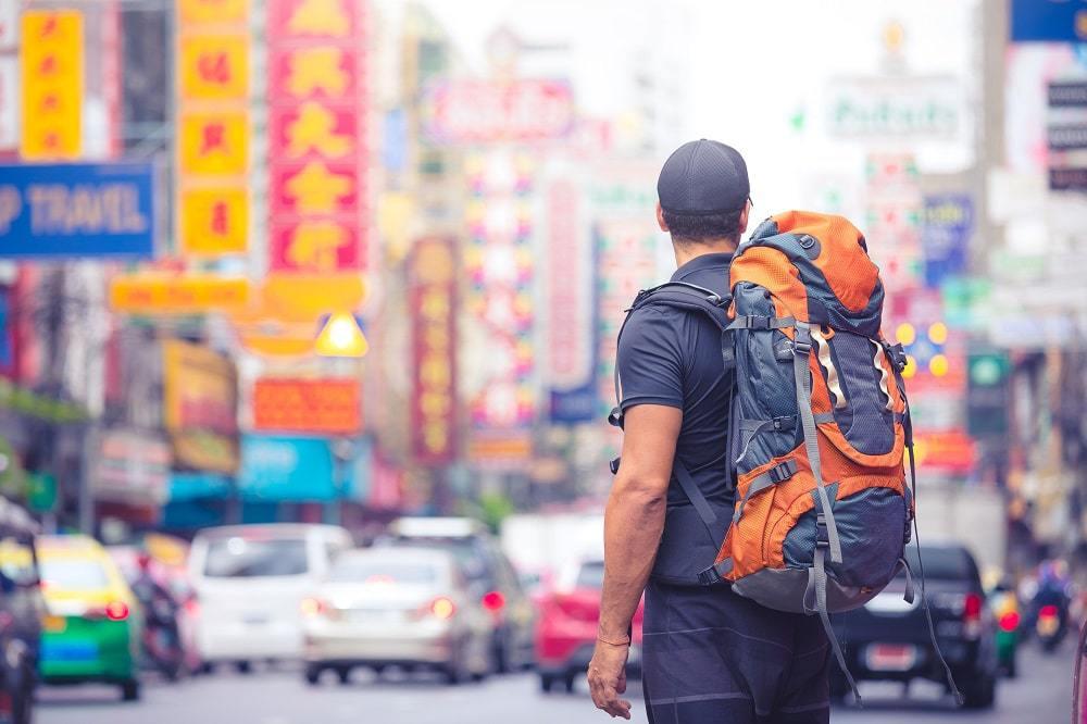 chuẩn bị đồ đi du lịch Trung Quốc