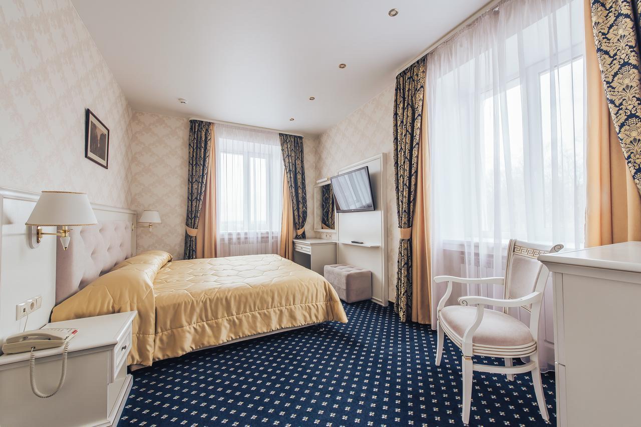Phòng nghỉ ở một khách sạn tại Nga