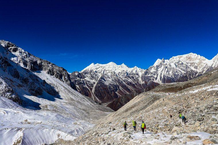 Đỉnh Manaslu (độ cao 8.163m)