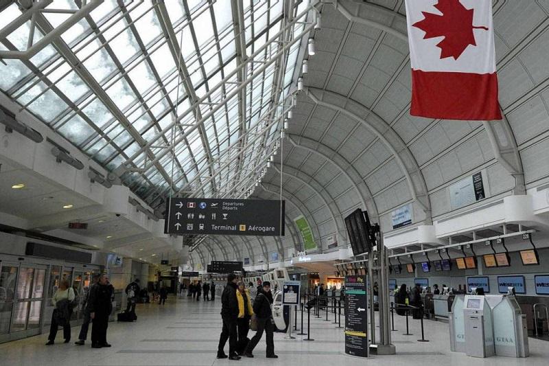 Sân bay Toronto Pearson Canada