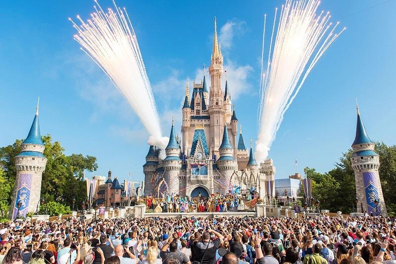 Công viên giải trí Walt Disney World Resort ở Orlando