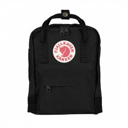 Balo Fjallraven Kanken Mini Black