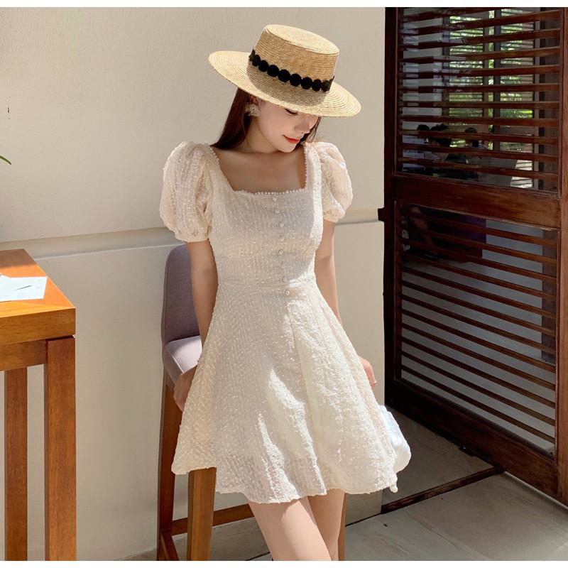 Váy trắng WDR01