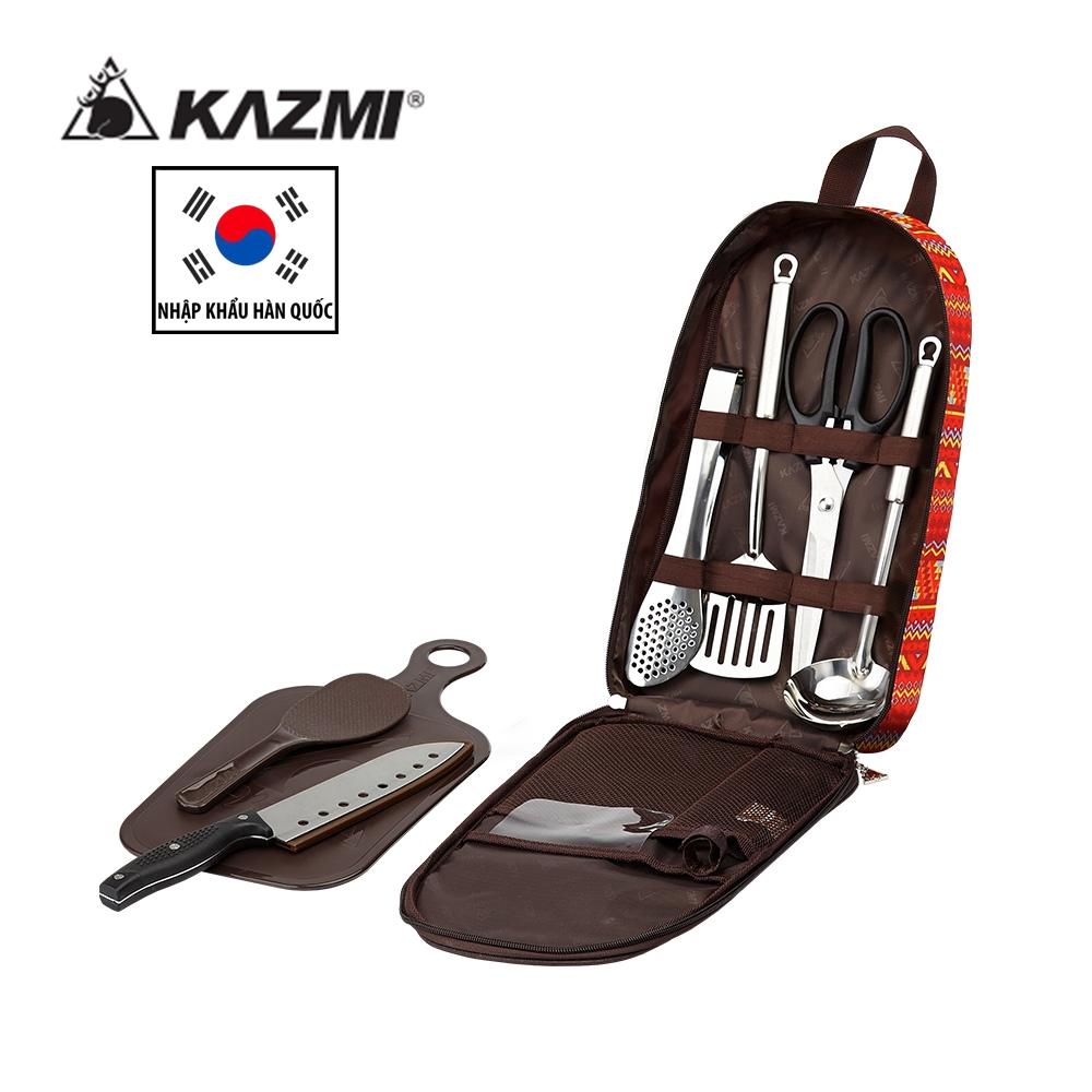 Bộ dụng cụ nhà bếp 7 món Kazmi K5T3K008