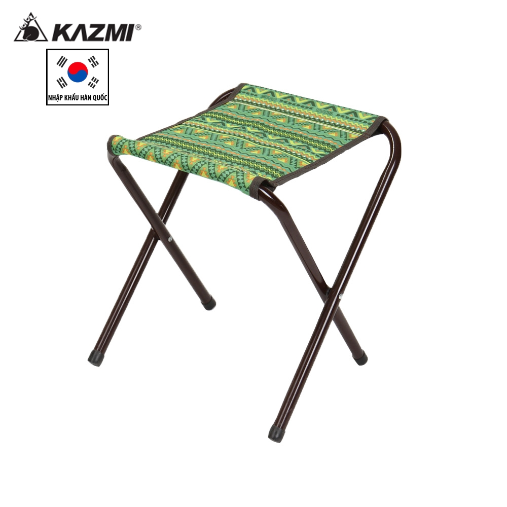 Ghế xếp câu cá gấp gọn Kazmi K5T3C001