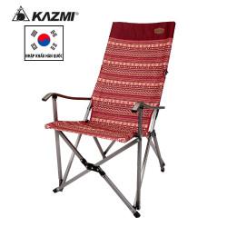 Ghế xếp thư giãn có tựa lưng Kazmi K7T3C003
