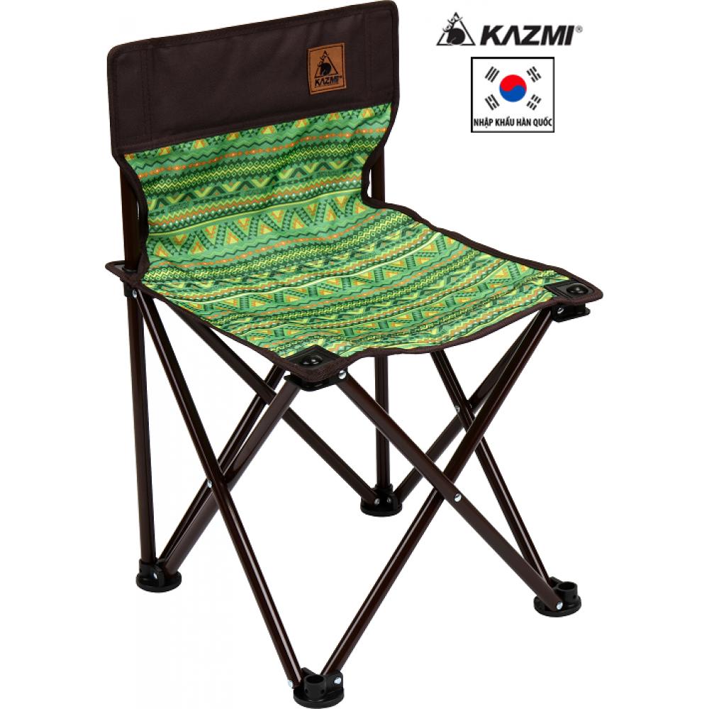 Ghế xếp vải dù Kazmi K5T3C003