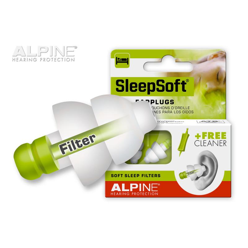Bịt tai chống ồn khi ngủ Alpine Sleepsoft