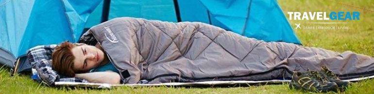 Túi ngủ mùa hè mát mẻ cho các chuyến đi