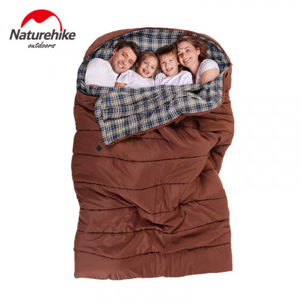 Túi ngủ Naturehike cho gia đình 3-4 người