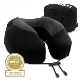 Gối Chữ U Cabeau Evolution S3 Black