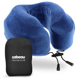 Gối Chữ U Cabeau Evolution Travel Pillow Navy