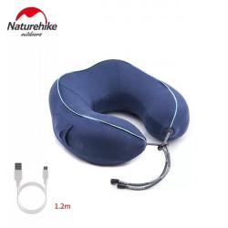 Gối massage cổ chữ u Naturehike NH18Z060T Navy