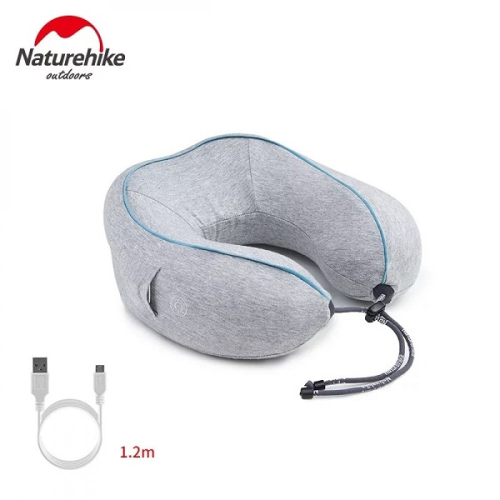 Gối massage Naturehike NH18Z060T Grey