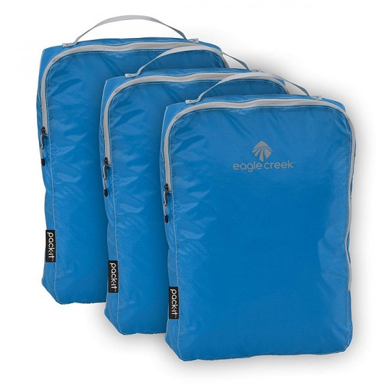 set 3 túi đựng quần áo Eagle Creek Mỹ Pack It Specter size M