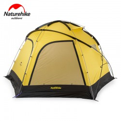 Lều Naturehike NH17C260D Yellow