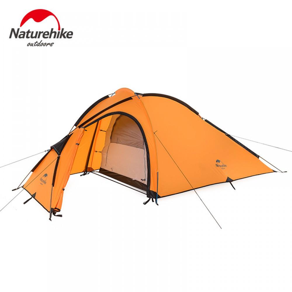 Lều cắm trại Naturehike NH17T140J orange 2-3 người