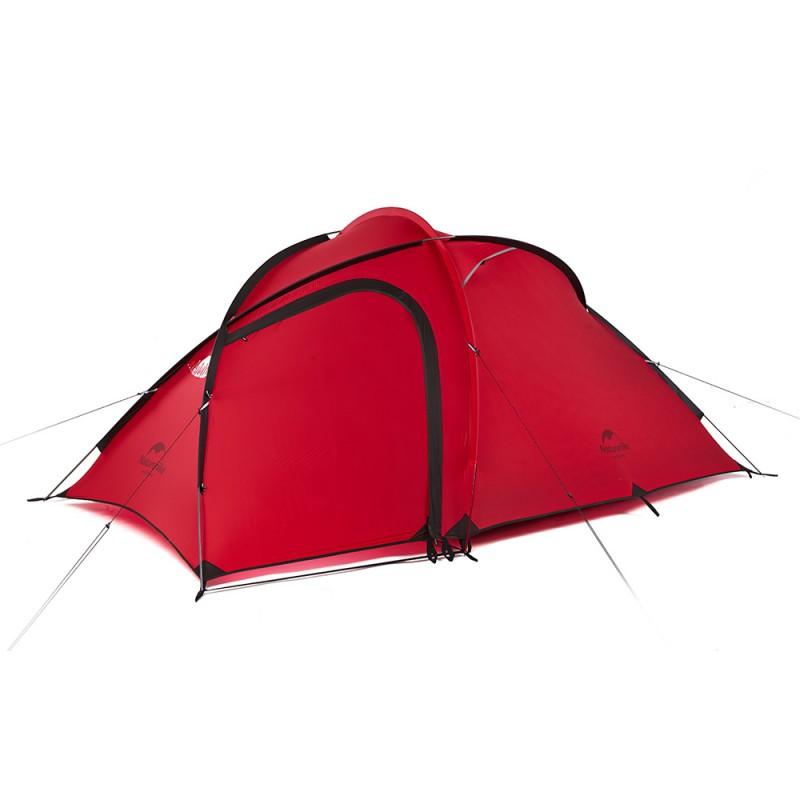 Lều cắm trại Naturehike NH17T140J red 2-3 người