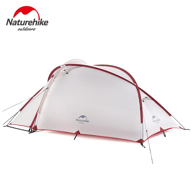 Lều cắm trại Naturehike NH17T140J 2-3 người white