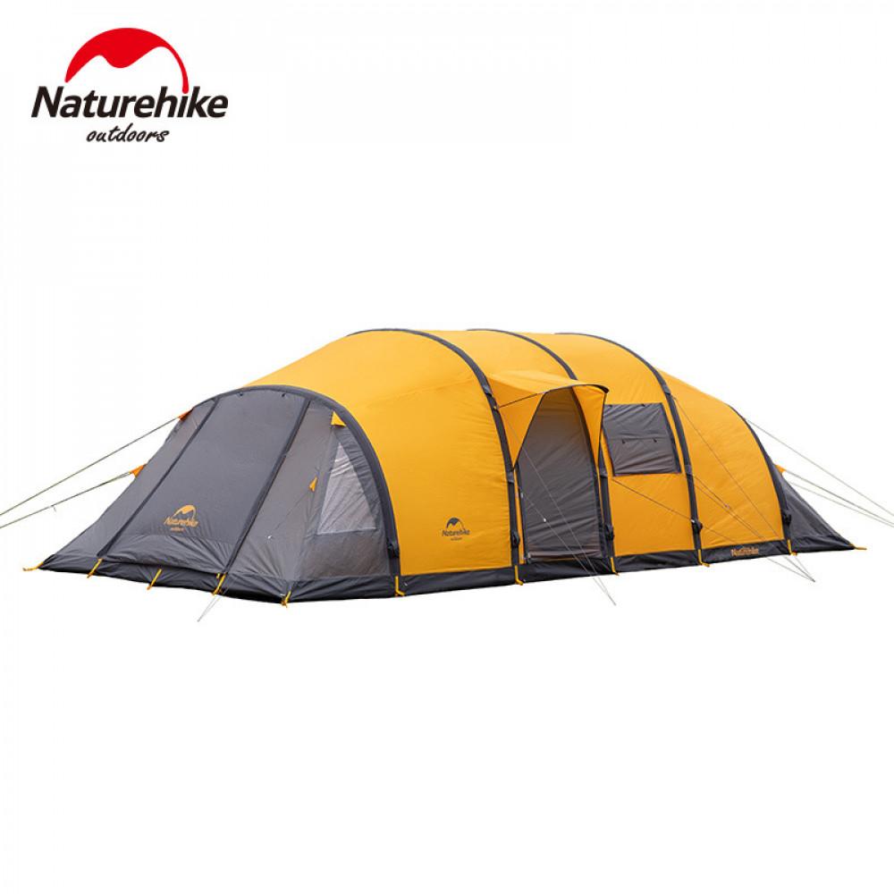 Lều cắm trại bơm hơi Naturehike NH17T800T 8-10 người