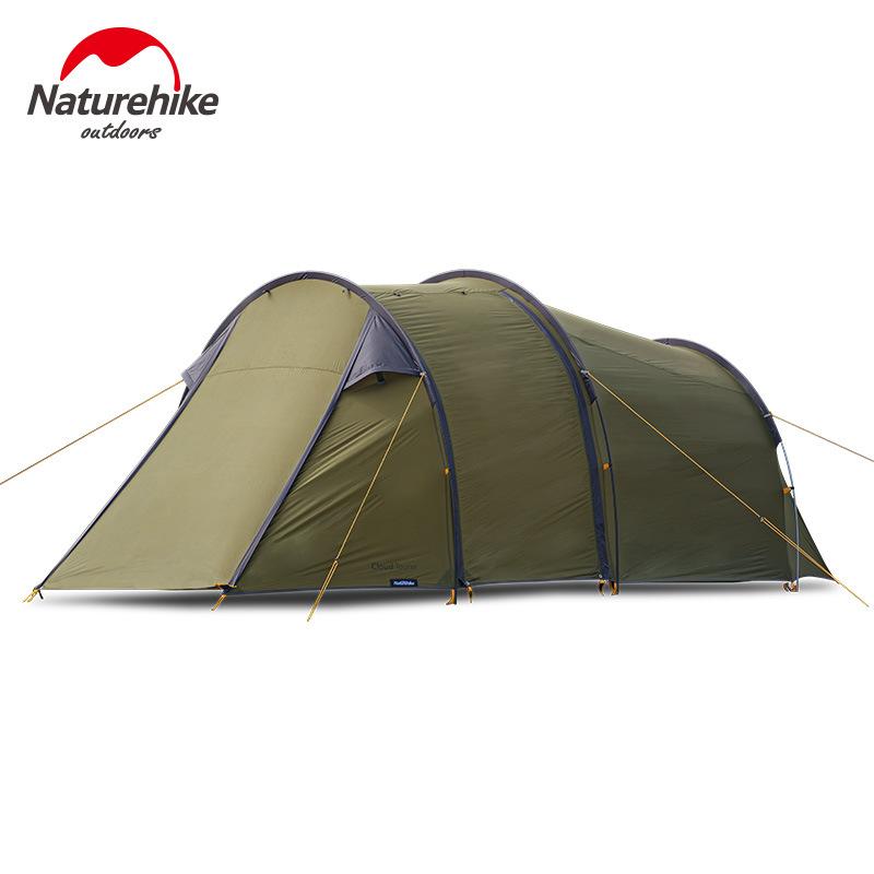 Lều cắm trại  Naturehike NH19ZP013 chứa xe moto 2 người