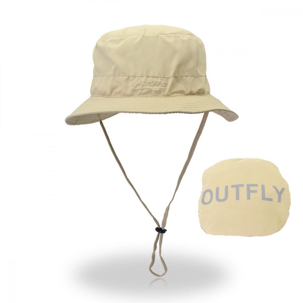 Mũ Bucket nam nữ Outfly B09004E kaki